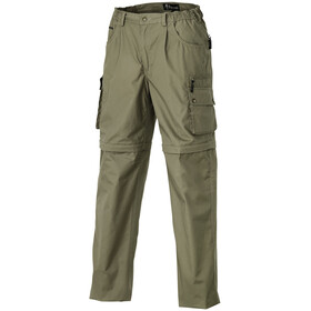 Pinewood Wildmark/Sahara Zip-Off Pants Kids Light Khaki